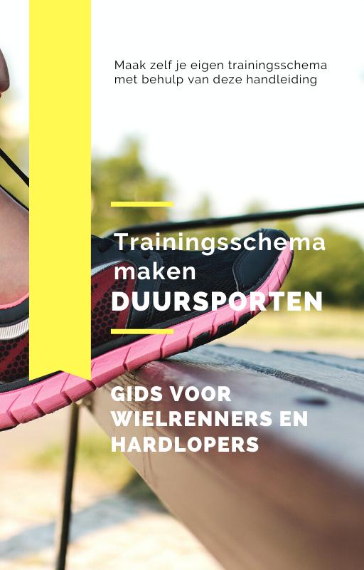 Trainingsschema maken duursporten
