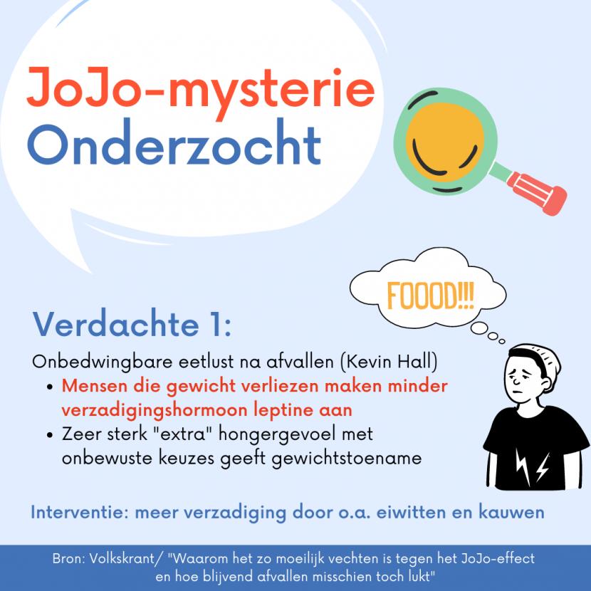 JoJo mysterie - De Vitaliteitspraktijk